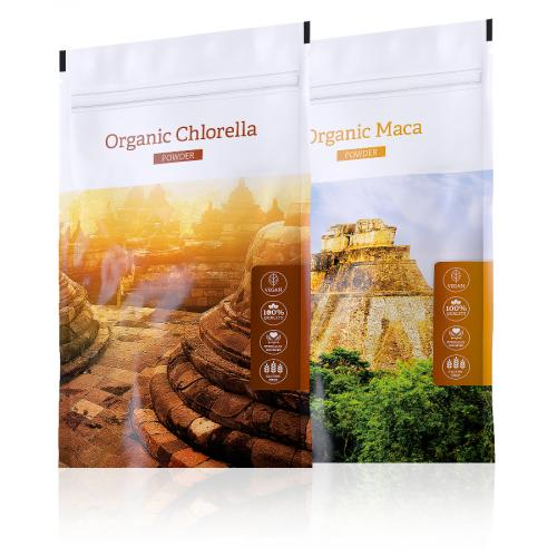 Maca + Chlorella POWDER