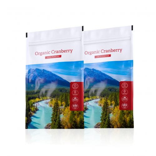 Organic Cranberry powder 2set