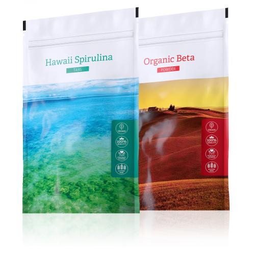 Hawaii Spirulina TABS + Beta