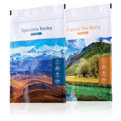 Spirulina Barley + Sea Berry