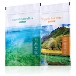 Hawaii Spirulina POWDER + Sea Berry