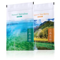 Hawaii Spirulina TABS + Sea berry
